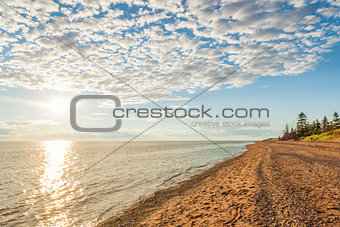 Cedar Dunes Provincial Park Beach