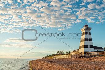 Cedar Dunes Provincial Parks Lighthouse