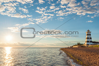 Cedar Dunes Provincial Park Lighthouse