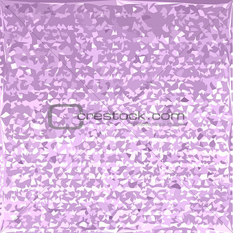 Antique Fuschia Camo Abstract Low Polygon Background