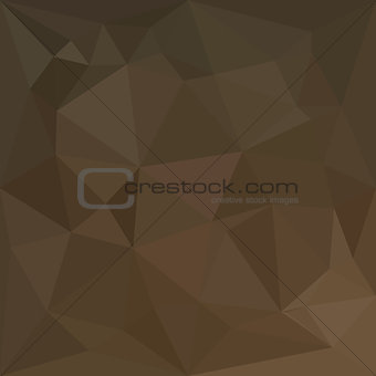 Blast Off Bronze Abstract Low Polygon Background
