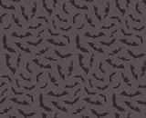 Flying bats pattern.