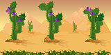 Desert Game Background