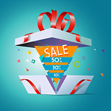 Special offer in a gift box