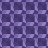 Low poly geometric seamless background