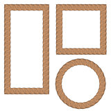 Rope Creative Ornamental Frames