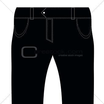 Black Jeans icon