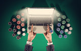 Online casino and poker