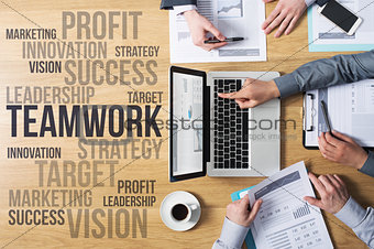Business and marketing concepts