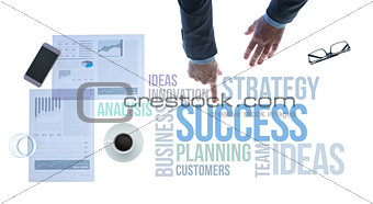 Business success concepts