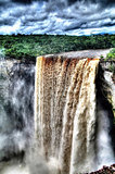 Kaieteur waterfall, potaro river, Guyana