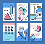geometric elements Memphis