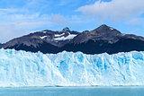 Front view of Perito Moreno Glacier