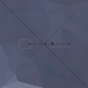 Sky Blue Abstract Low Polygon Background