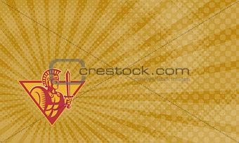 Centurion Security Business Card