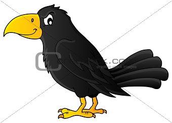 Crow theme image 1