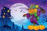 Halloween scarecrow theme image 5