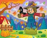 Scarecrow theme image 2