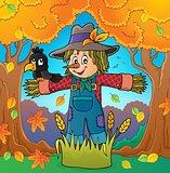 Scarecrow theme image 4