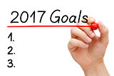 Goals List Year 2017
