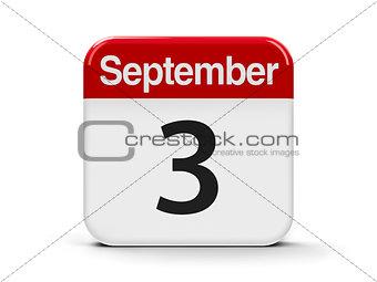 3rd September