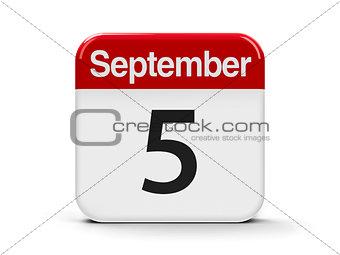 5th September