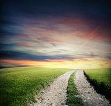 Green field way