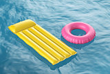 Pool raft and swim ring