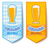 banners for Oktoberfest