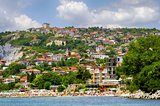 Balchik Coastal Veiw, Bulgaria. 2016 July, 3