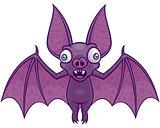 Wacky Vampire Bat