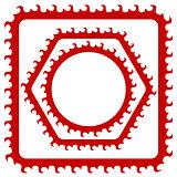 Red Frames Set
