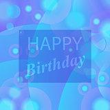 Happy Birthday Pattern