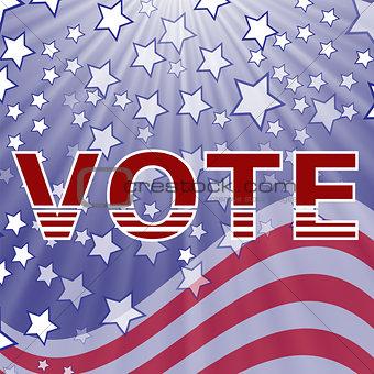 American Vote Text