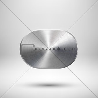 Abstract Button Template