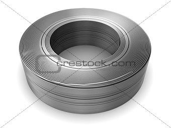 aluminum wire 3d