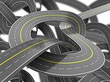 road knots
