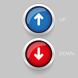 Up and Down button set