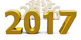 Gold 2017 come