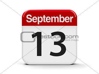 13th September