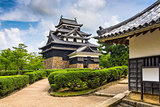 Matsue Castle of Japan