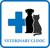 veterinary clinic sign