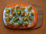 Cape gooseberry, physalis