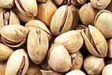 Pistachio Nuts Super Macro