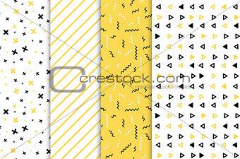 Modern patterns for prints