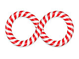 Candy Canes Infinity