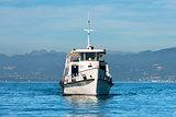 Ferry Boat - Lazise Garda Lake Italy