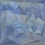Light Steel Blue Abstract Low Polygon Background