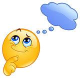 Thinking emoticon