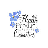 Health Product Beauty Promo Sign